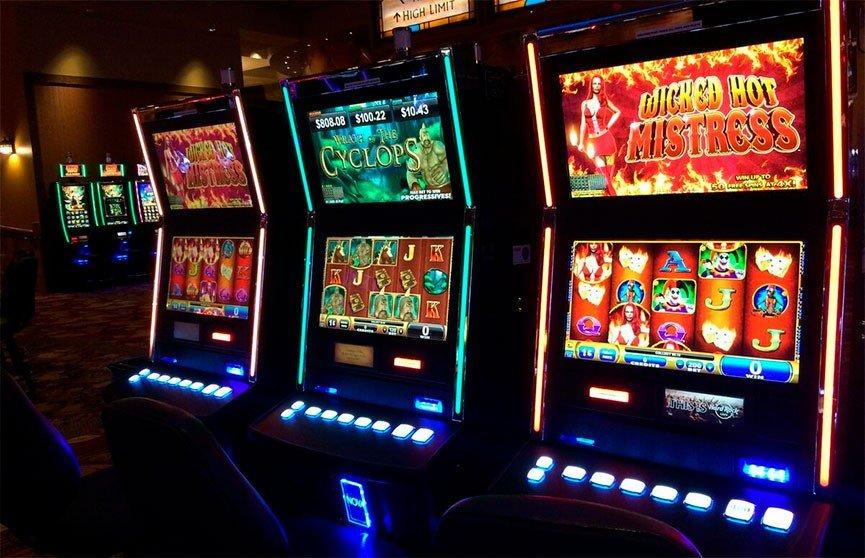 Заведение игровых автоматов криминал с игровыми автоматами